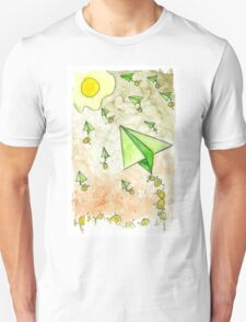 The Life Circulation of the Egg. T-Shirt
