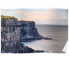 Guardian   - North Head - Sydney Harbour National Park - The HDR Series, Sydney Australia Poster
