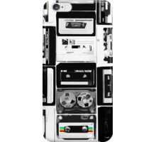 Retro Cassette Tapes iPhone Case/Skin