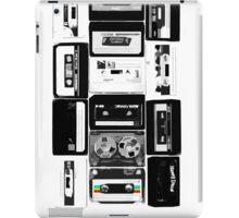 Retro Cassette Tapes iPad Case/Skin
