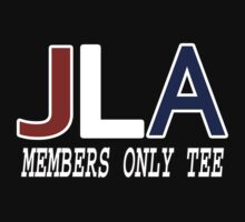 JLA Members Only. by chadandjanel