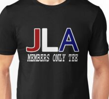 JLA Members Only. Unisex T-Shirt