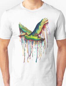 TAKING FLIGHT Unisex T-Shirt