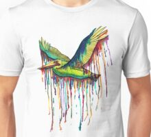 TAKING FLIGHT Unisex T-Shirt
