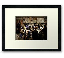 Paraganj Framed Print