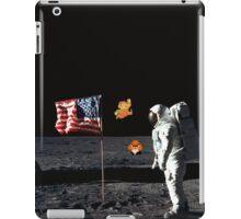 Goombas on the Moon  iPad Case/Skin