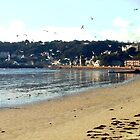 St Aubin's bay  Jersey by Barry Thomas