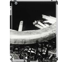 Drown your Cigarettes iPad Case/Skin