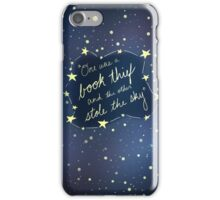 Book Thief/Sky Stealer 2.0 iPhone Case/Skin