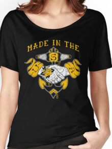 Made in the USA tattoo design Hope Women's Relaxed Fit T-Shirt