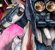 Gundam Fight! Sticker