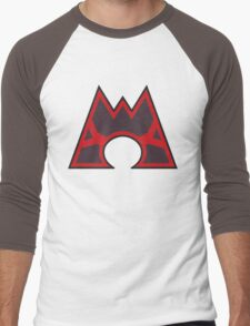 Team Magma Men's Baseball ¾ T-Shirt