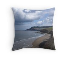 Ravenscar  Throw Pillow