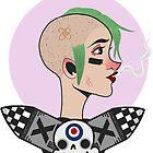 Tank Girl by theallegra