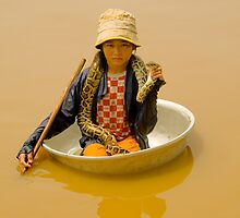 Soup - Lake Tonle Sap, Cambodia by Stephen Permezel