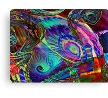 Three Layer abstract 110816 Canvas Print