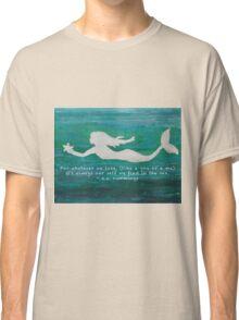 Mermaid Found Classic T-Shirt
