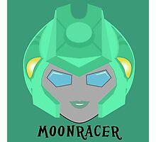 Moonracer Photographic Print