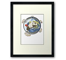 Sky Bison Airlines Framed Print