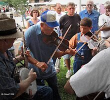 Fiddlin' in the Park by © CK Caldwell IPA