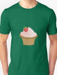 Strawberry Chocolate Cupcake T-Shirt