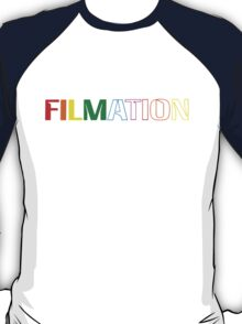 Filmation Presents - Logo - Color T-Shirt