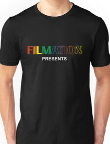Filmation Presents - Logo - Color Unisex T-Shirt