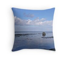 North Sea - East Coast - England  Throw Pillow