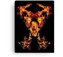 Hot Entrails Canvas Print