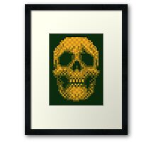 Death Is Apparent Framed Print