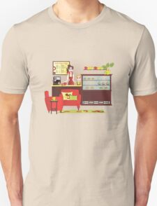 The Littlest Barista T-Shirt