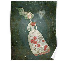 I heart tea Poster