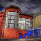 Ibrox Stadium by Mark Andrew Turner