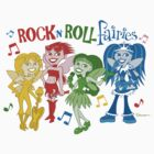 Rock 'n' Roll Fairies, by Dillon Naylor, hosted by Jason Towers