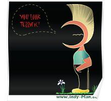 Indy-Man Terrific Creation  Poster