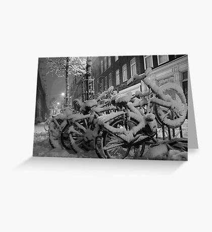 Still Amsterdam Greeting Card