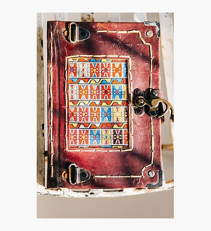 journal Photographic Print
