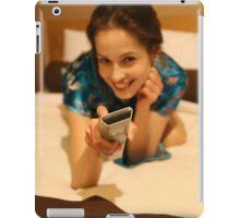 Russian Woman  iPad Case/Skin