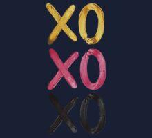 Glamorous XO's  Kids Tee