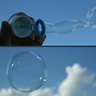 Blowing Bubbles... Free State, South Africa by Qnita