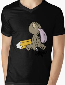 rag doll Mens V-Neck T-Shirt
