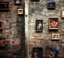 ' Framed ' by Mat Moore