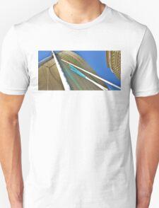 Felucca Sail In Egypt Unisex T-Shirt