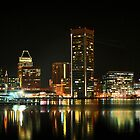 Baltimore Inner Harbor by ScottH711