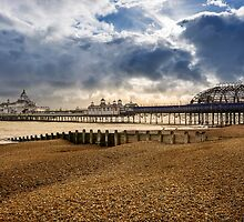 Eastbourne Pier by TonyPriestley