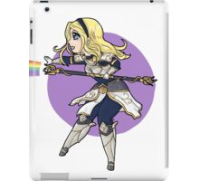 Luxanna crownguard iPad Case/Skin