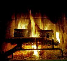 fire light by melynda blosser