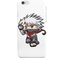Kakashi chibi iPhone Case/Skin