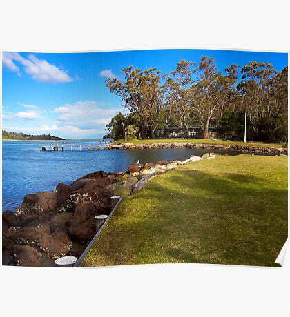 Sussex Inlet NSW Poster