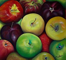 Apples to Apples by DocSusan